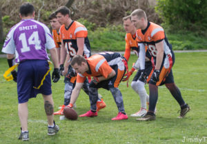 Broncos in Action in Germany