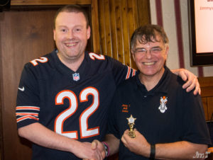 Broncos Fantasy League Winner - Jimmy Thomson