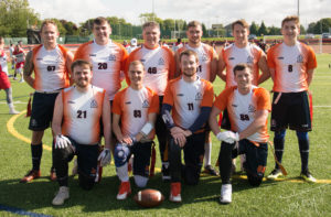 Only Two Points from the BAFA Premier Final