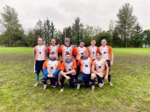 Broncos win Granite City Quaich 2019
